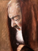 Padre Pio in Individual or Box Cards