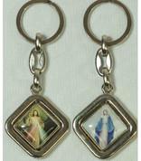 Keychain | Divine Mercy | Diamond