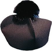 Biretta | Custom Made | Style 440 Black Pom