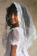 First Communion Veil - Style 787