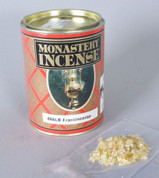 Pure Frankincense |  Monastery Brand Incense |  12 oz