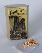 Pontifical Incense | Canister |  WB