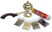Incense Burner | Personal Axios Censer | Starter Kit