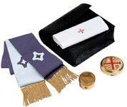 Liturgical Kit with Leather Case Style KOK285