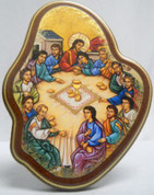 From Italy - Last Supper Icon Plaque