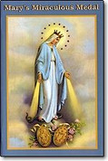 Mary's Miraculous Medal Booklet