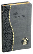 Bible Day Day Devotional by Father John Kersten Daily Minute Meditations On Scripture Soft Leather-Bound 192 Pages 9780899421506
