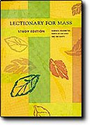 Lectionary for Mass: Study Edition