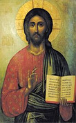 Pantocrator available in two sizes