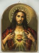 "Sacred Heart of Jesus - 9"""