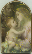 Holy Family Plaque available in four sizes