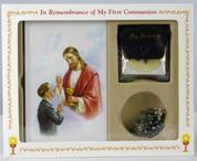 My First Communion Missal Set for Boy Style CB80896B