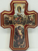 St Michael's Cross | Size 10"