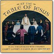Carey Landry At the Table of Jesus Compact Disc
