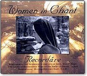 Abbey of Regina Laudis Women in Chant  Recordáre  Compact Disc
