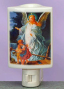 Night Light | Oil Burner | Guardian Angel | Style B