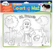 Coloring Mat St Francis
