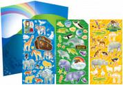 Noah's Ark Sticker Set