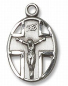 Crucifix Medal Only
