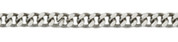 "Chain - Endless Loop Curb Style - 24"" - Stainless Steel"