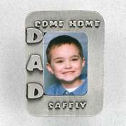 Visor Clip - Dad