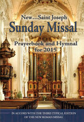 2015 - St Joseph Sunday Missal and Hymnal
