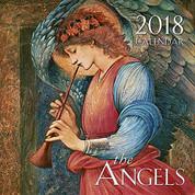 2018 The Angels Catholic Wall Calendar 9781505109962