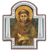 Cross Icon St Francis Style TANIC1922