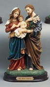 The Holy Family Statue