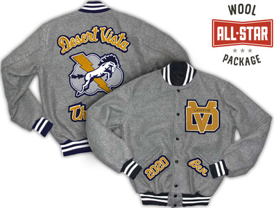 Wool Sleeve All-Star Package