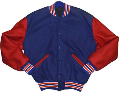 Wool Sleeve Jacket
