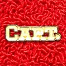 CAPT. Word Pin