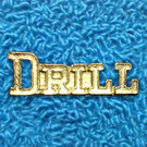 DRILL Word Pin