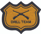 Drill Team Shield