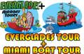 Everglades Tour + Miami Boat Tour