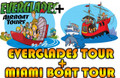 Everglades Tour + Miami Boat Tour