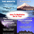 Intro To Meditation Four Pack - mp3