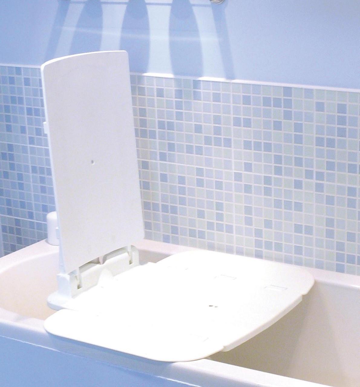 AquaJoy Premier Plus Reclining Bathlift-88 - Advantage Medical Products