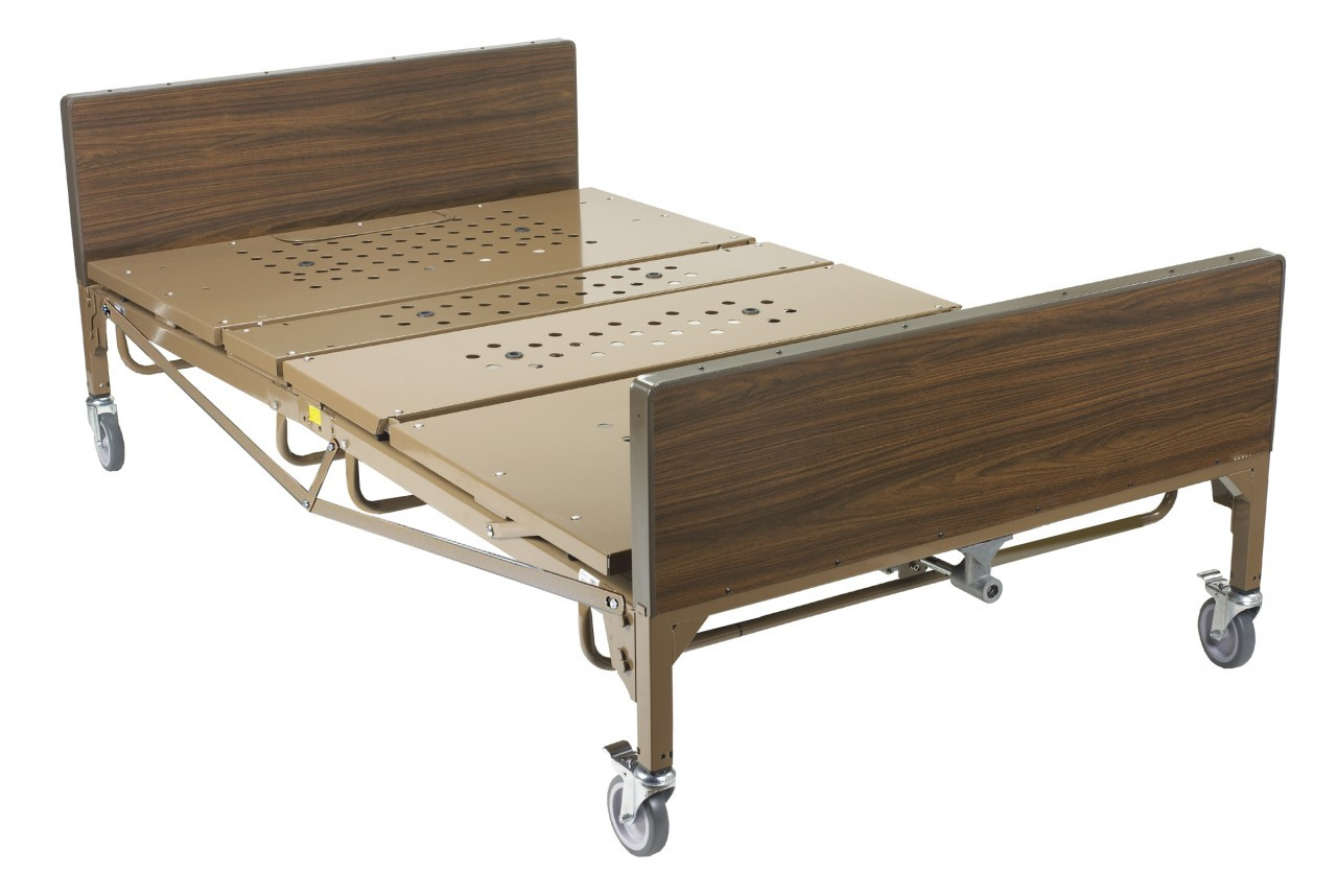 Full Electric Bariatric Hospital Bed-183 - Advantage Medical Products