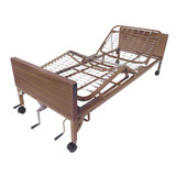 Multi Height Manual Hospital Bed-206