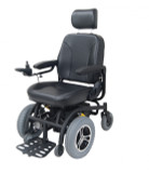 Trident Front Wheel Drive Power Chair-393