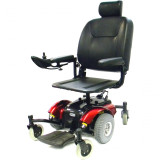 Intrepid Mid-Wheel Power Wheelchair-400