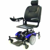 Intrepid Mid-Wheel Power Wheelchair-401