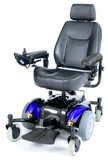 Intrepid Mid-Wheel Power Wheelchair-403