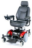 Intrepid Mid-Wheel Power Wheelchair-404