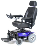 Medalist Standard Power Wheelchair-409