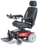 Medalist Standard Power Wheelchair-416