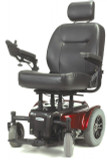 Medalist Heavy Duty Power Wheelchair-420