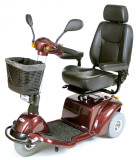 Pilot 3-Wheel Power Scooter-423