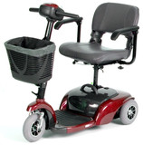 Spitfire Travel 3-Wheel Compact Scooter-446